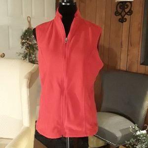 Red Eddie Bauer Vest